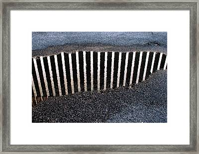 Courthouse Framed Print by Ross Odom