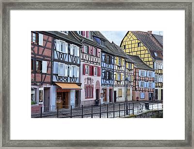 Colmar Petit Venise Framed Print by Joachim G Pinkawa