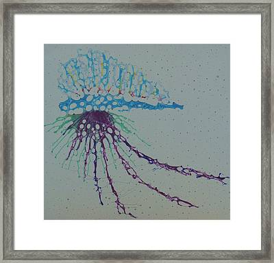 Colony Framed Print by Louis Copper