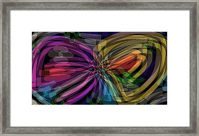 Color Grade Framed Print by Thomas Smith