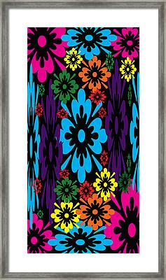 Colorful Abstract 1 Framed Print by Aimee L Maher Photography and Art Visit ALMGallerydotcom