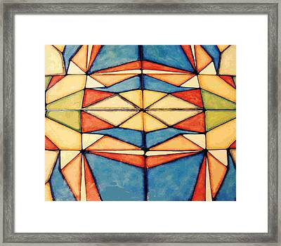 Colors Framed Print by Dy Witt