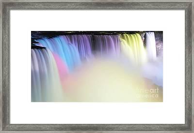 Colors Framed Print by Kathleen Struckle