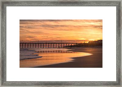 Come Visit Me  Framed Print by Betsy C Knapp