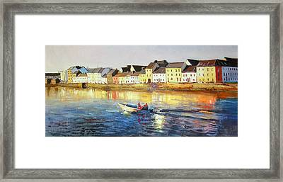 Coming Home Framed Print by Conor McGuire