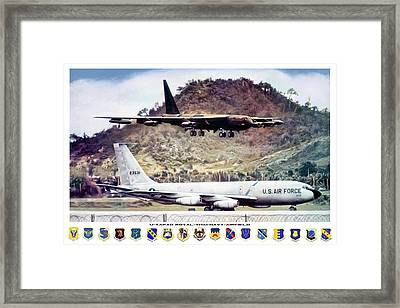Coming Home Special Edition Framed Print by Peter Chilelli