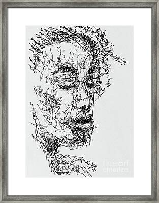 Compassion Framed Print by Robert Yaeger
