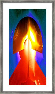 Conception Framed Print by James Granberry