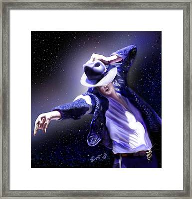 Constellation - Slot 89 Framed Print by Reggie Duffie