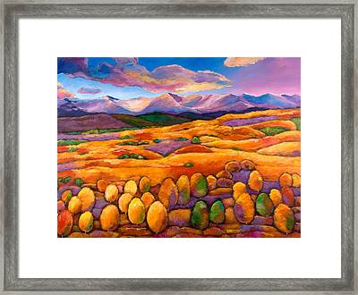 Contentment Framed Print by Johnathan Harris