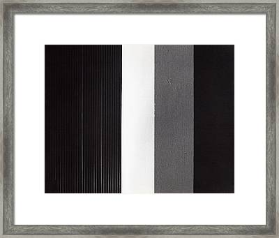 Continuum 3 Framed Print by Steven Huszar