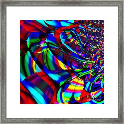 Contradictions . S14.s15 Framed Print by Wingsdomain Art and Photography