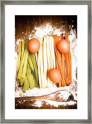Cooking Up A Happy Face Framed Print by Jorgo Photography - Wall Art Gallery