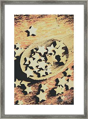 Cooking With The Stars Framed Print by Jorgo Photography - Wall Art Gallery