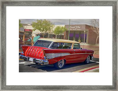 Copper Nomad Framed Print by Bill Dutting