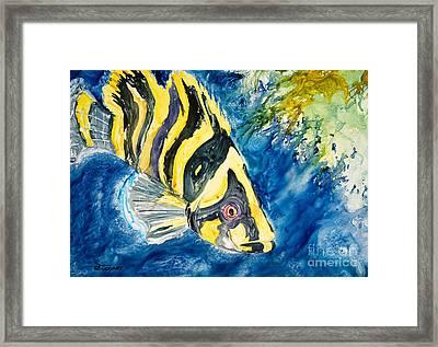 Coral Trees Framed Print by Tanya L Haynes - Printscapes