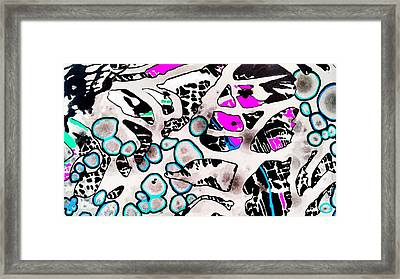Core  Framed Print by Amy Sorrell