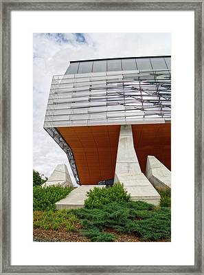 Cornell University Ithaca New York 03 Framed Print by Thomas Woolworth
