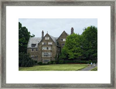 Cornell University Ithaca New York 11 Framed Print by Thomas Woolworth