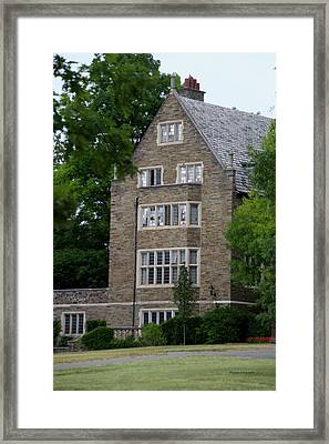 Cornell University Ithaca New York 12 Framed Print by Thomas Woolworth