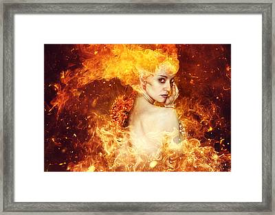 Countdown Framed Print by Mario Sanchez Nevado