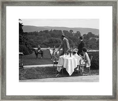 Country Club, C.1930s Framed Print by H. Armstrong Roberts/ClassicStock