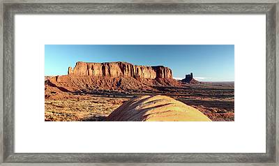 Cowboy Days Of The West Framed Print by Paul Cannon