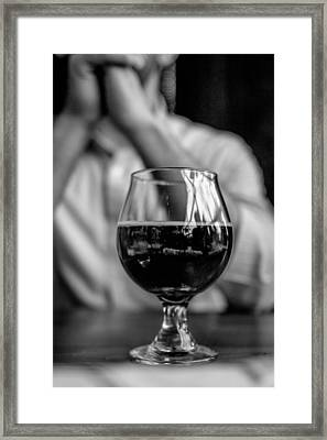 Craft Brew Framed Print by Michael Flores