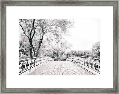 Crossing Gothic Framed Print by Jessica Jenney