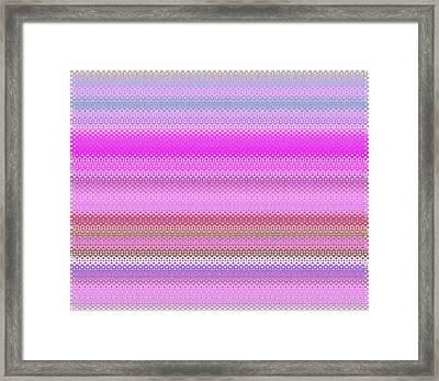 Crossing Framed Print by Kathy Bucari