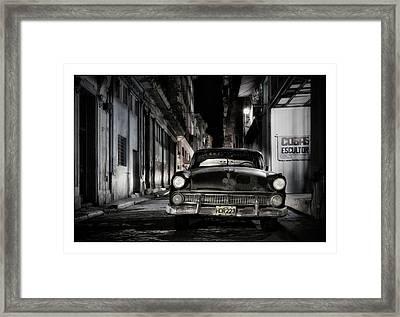 Cuba 20 Framed Print by Marco Hietberg