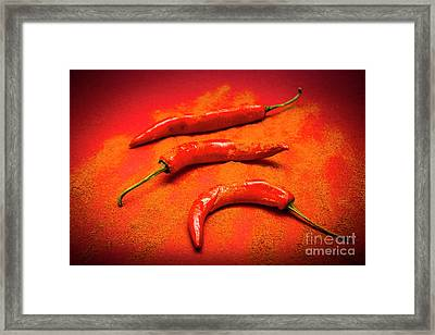 Curry Shop Art Framed Print by Jorgo Photography - Wall Art Gallery
