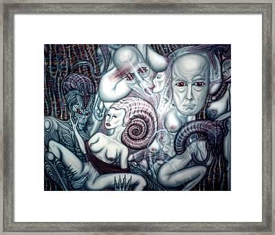 CX Framed Print by Leigh Odom