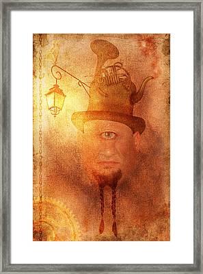 Cyclops Framed Print by Arvydas Butautas