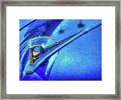 Da Hood Framed Print by Paul Wear