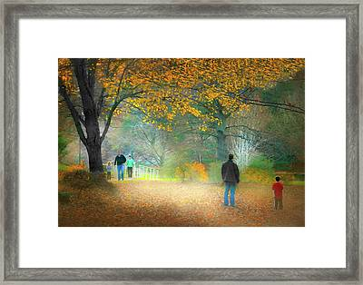 Dads  Framed Print by Diana Angstadt