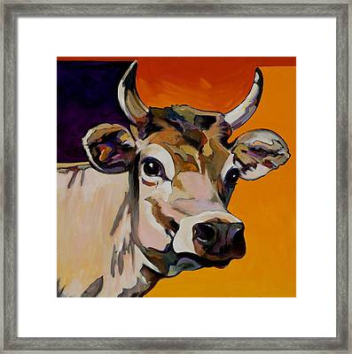 Daisy Framed Print by Bob Coonts
