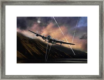 Dambusters   Framed Print by Peter Chilelli