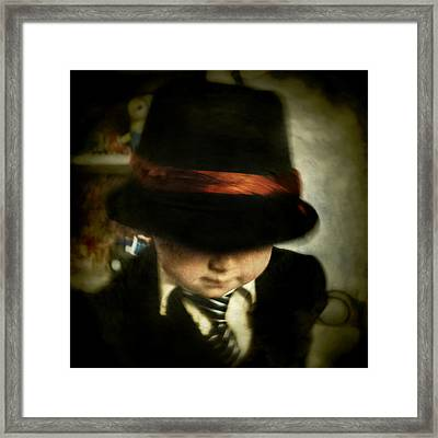 Damion Framed Print by Jim Pearson