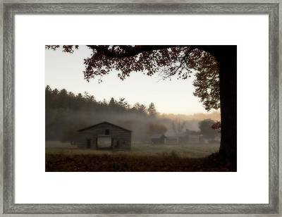 Dan Lawson Place Framed Print by Jonas Wingfield