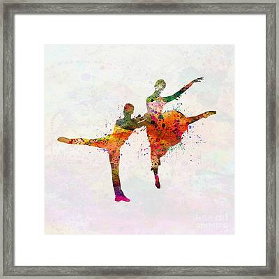 Dancing Queen Framed Print by Mark Ashkenazi