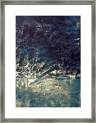 Dark And Stormy Framed Print by Filippo B