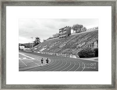 Dartmouth College Memorial Field Framed Print by University Icons