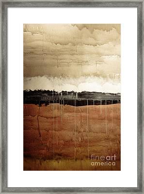 Dawn Framed Print by Brian Drake - Printscapes