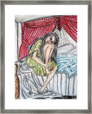 Day Dreamer Framed Print by Yelena Rubin