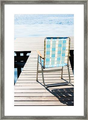 Day In Paradise Framed Print by Parker Cunningham