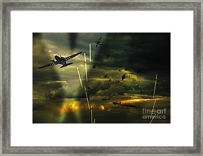 Day Of Days Framed Print by J Biggadike