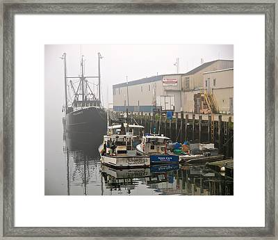 Day Off Framed Print by Bob Orsillo