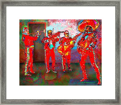 De Colores Framed Print by Dean Gleisberg