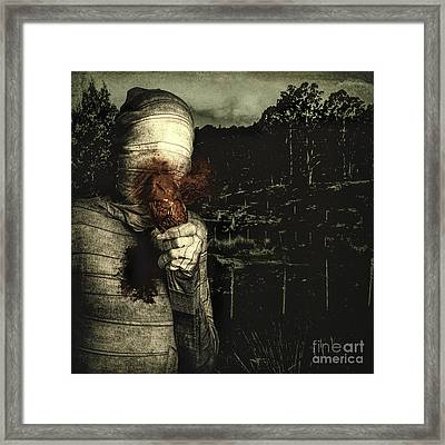 Dead Hearts, Black Souls Framed Print by Jorgo Photography - Wall Art Gallery